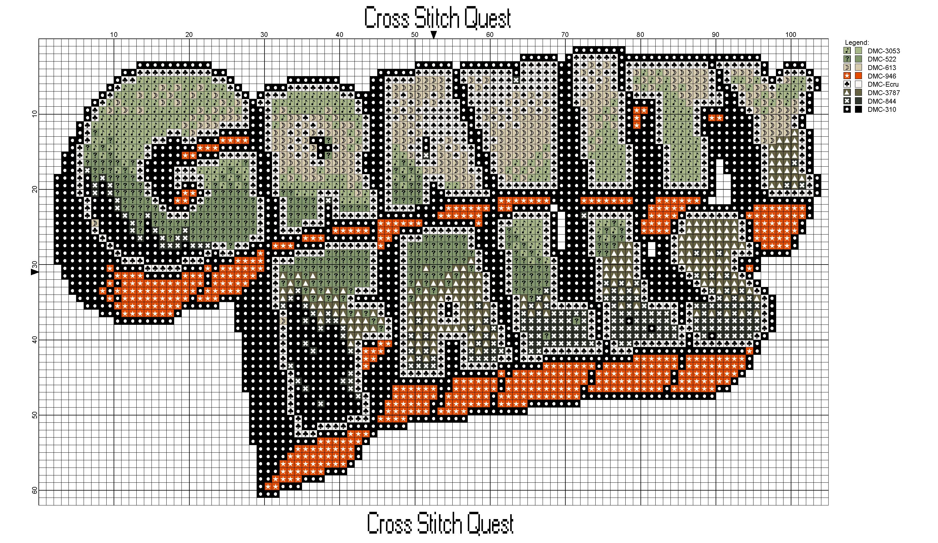 Gravity Falls Pattern Page 1