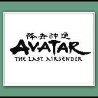 Avatar The Last Airbender Cross Stitch Pattern Logo