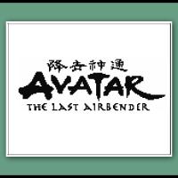 Avatar The Last Airbender Cross Stitch Pattern Logo