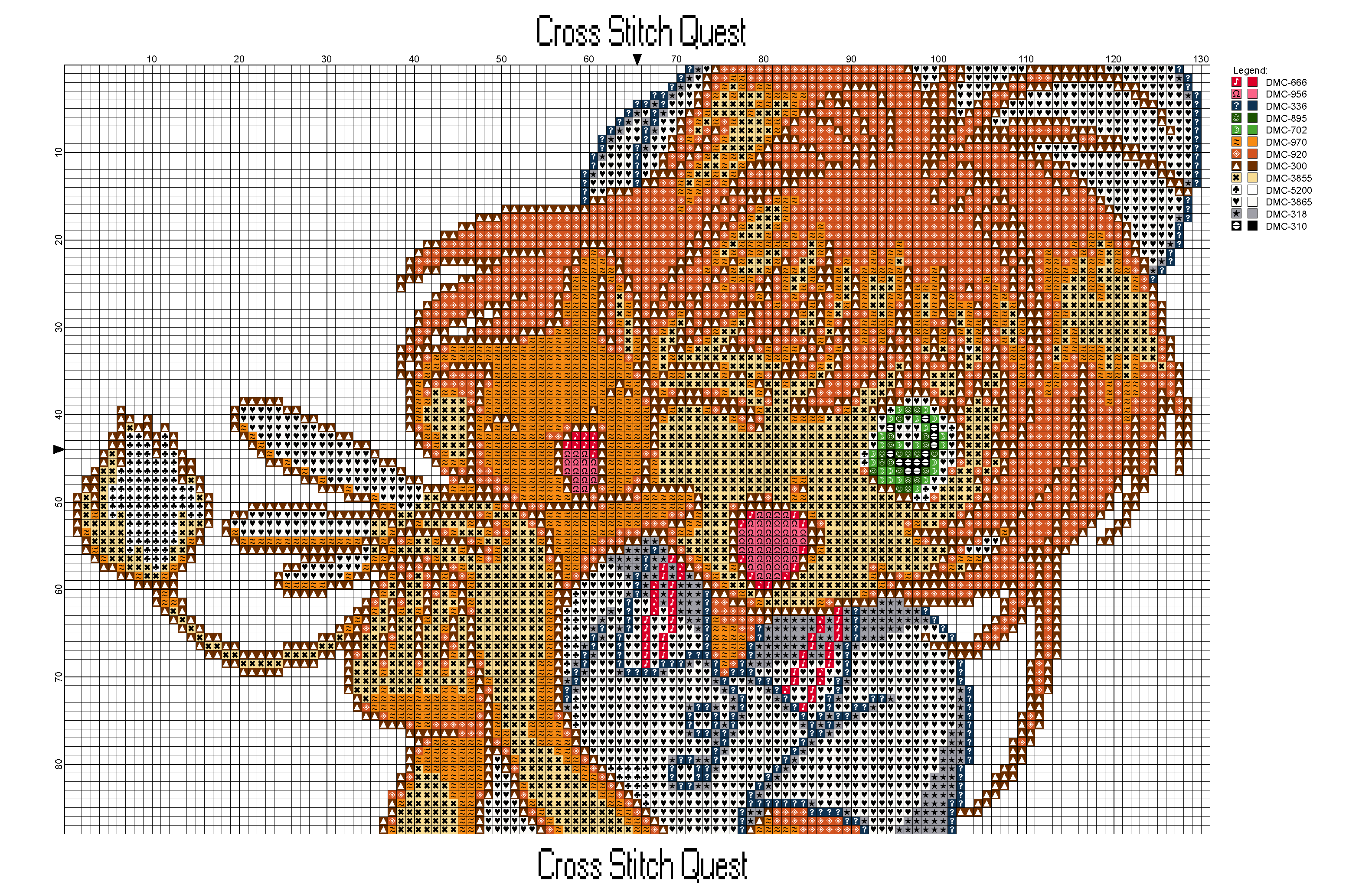 cardcaptor sakura cross stitch pattern sakura and kero u2013 cross