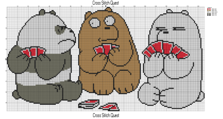 Bear Cards Pattern_Page_1