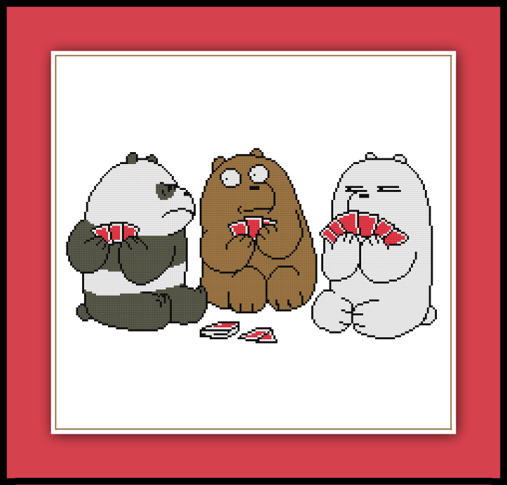 Bear Cards Preview