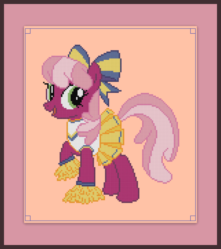 Cheerilee Preview