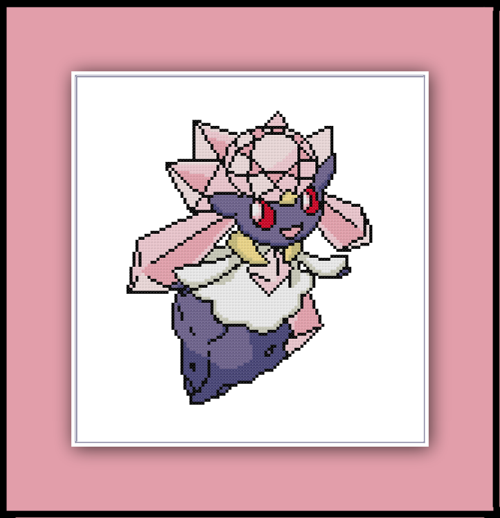 Diancie Preview