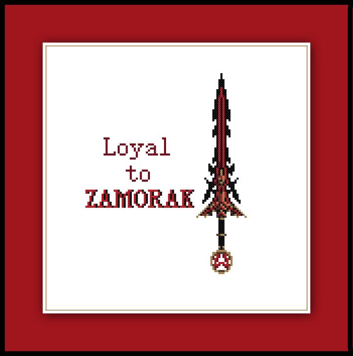 Zamorak Preview