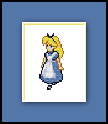 Alice Simple Preview