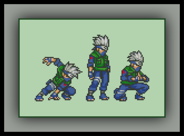 Kakashi Preview