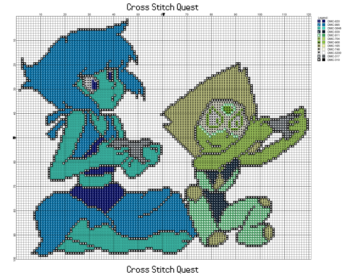 Lapis and Peridot Pattern_Page_1