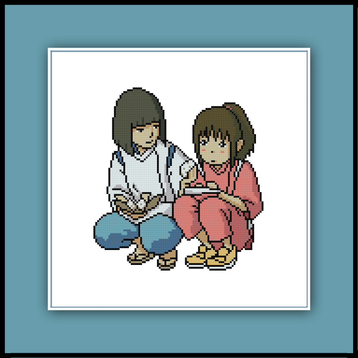 Spirited Away Preview