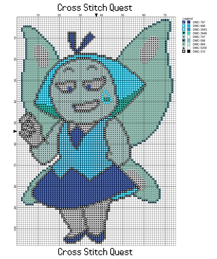 Aquamarine Pattern_Page_1