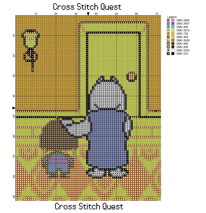 Frisk Room Pattern_Page_1