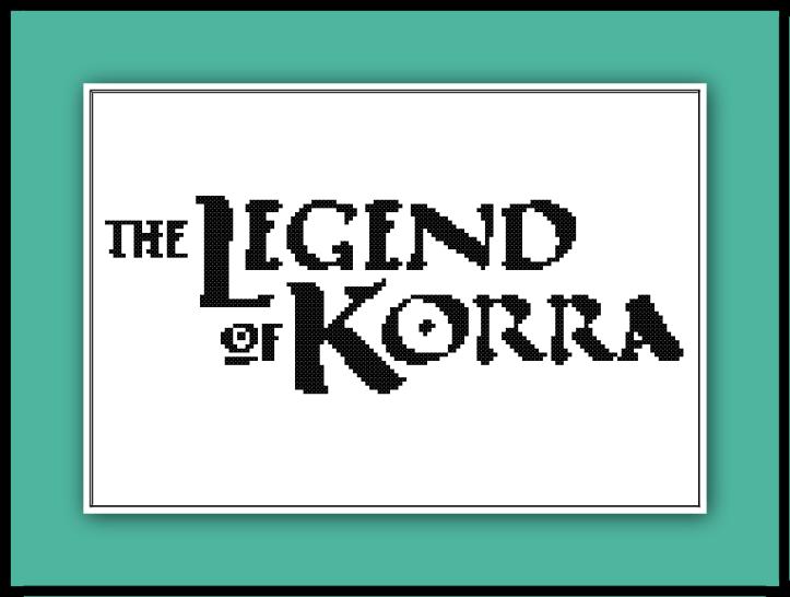 Korra Logo Preview