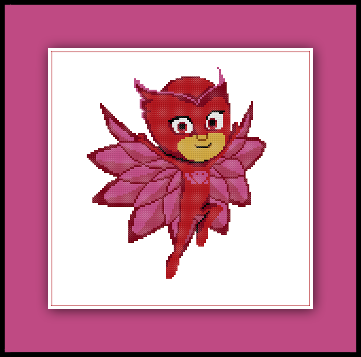 Owlette Preview
