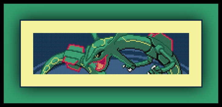Rayquaza Preview