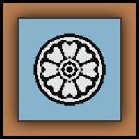 Free White Lotus Cross Stitch Pattern Avatar The Last Airbender