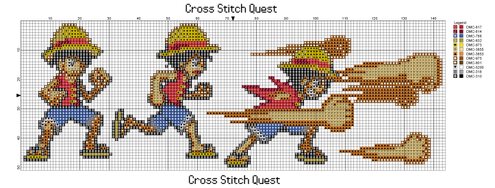 Luffy Pattern_Page_1
