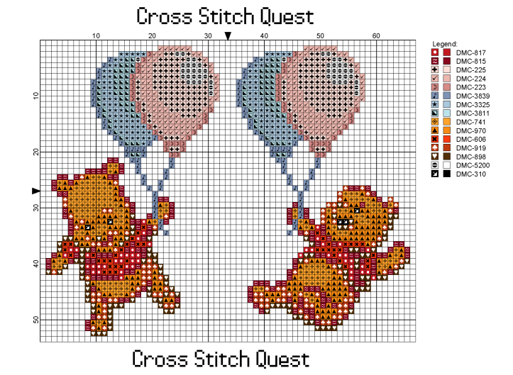 Pooh Balloons Pattern_Page_1