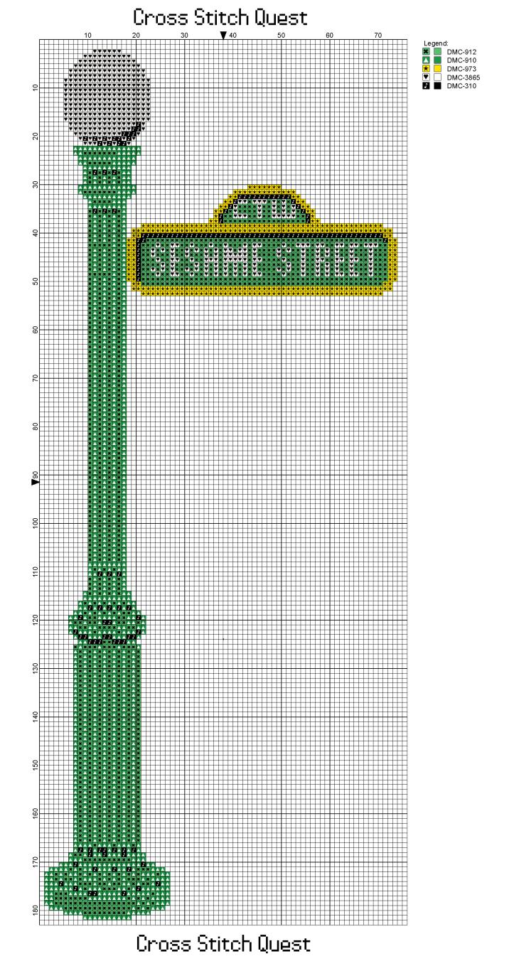 Sesame Pattern_Page_1