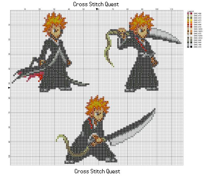 Ichigo Pattern_Page_1