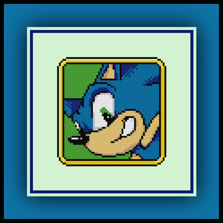 Sonic Portrait Preview