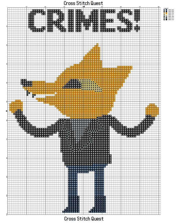 Gregg Pattern_Page_1