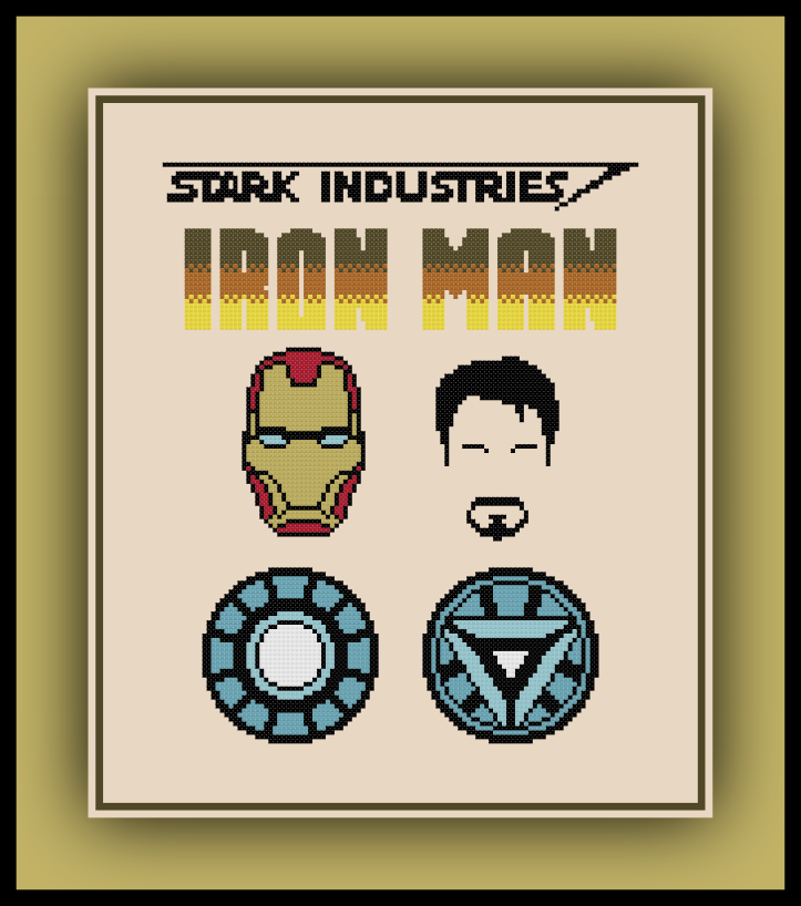 Iron Man Preview