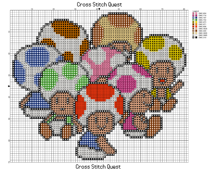 Toads Pattern_Page_1