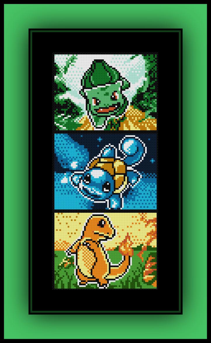 Kanto Pokemon Preview