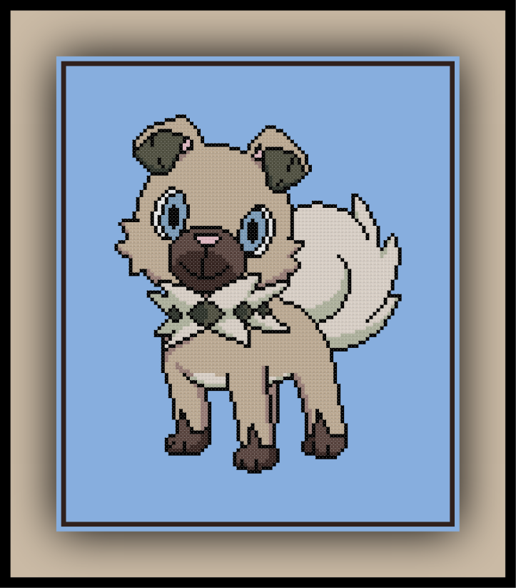 Rockruff Preview