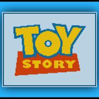 Free Toy Story Cross Stitch Pattern Logo