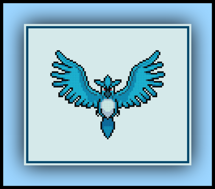 Articuno Wings Preview