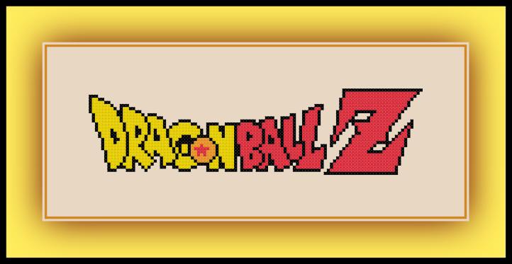 Dragon Ball Logo Preview