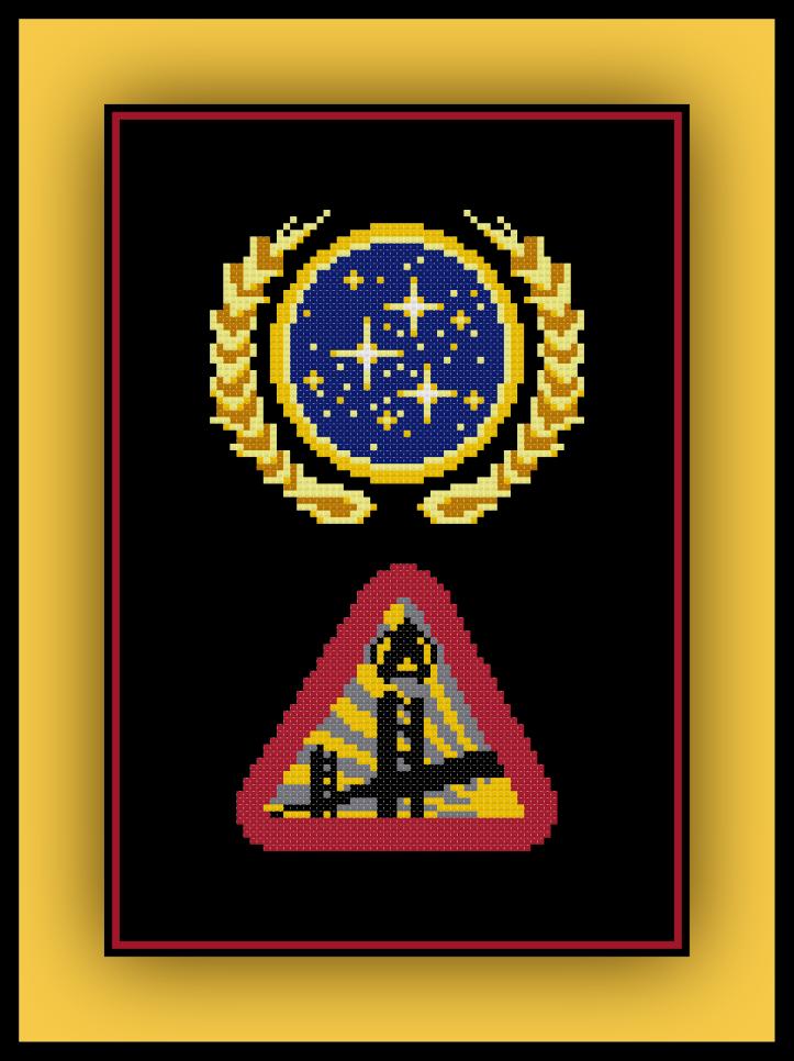 Starfleet Logos Preview