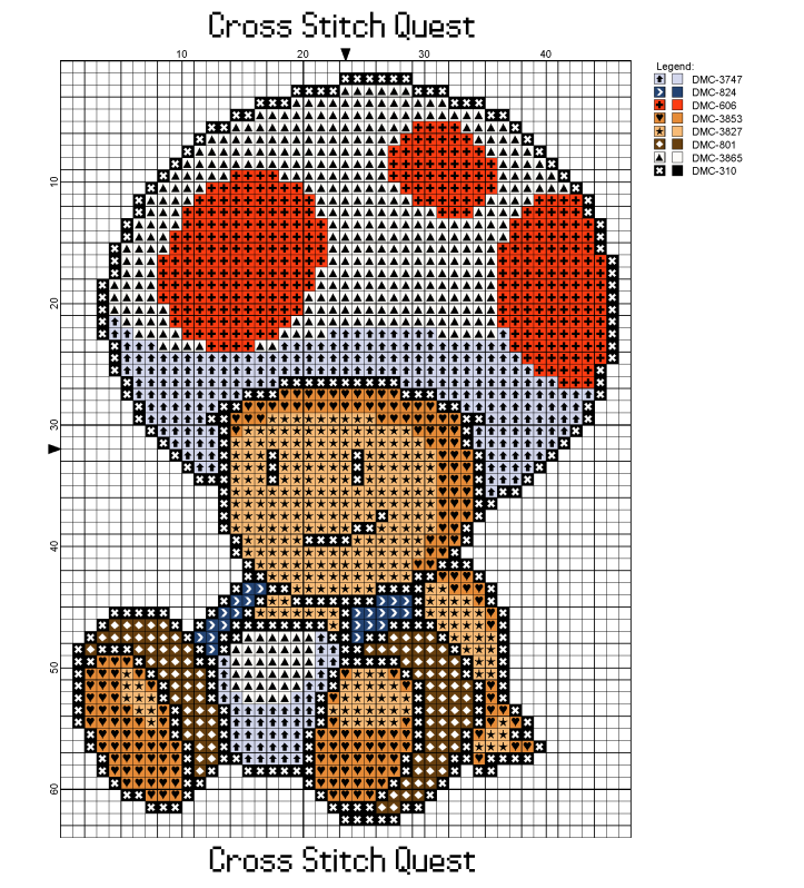 Toad Pattern_Page_1