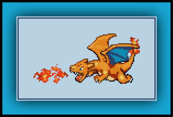 Charizard Preview