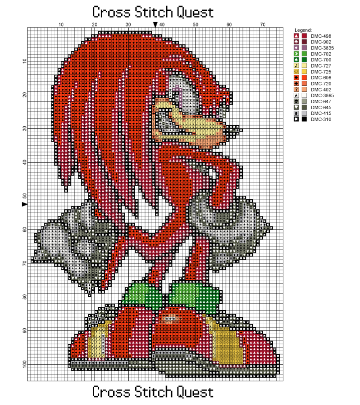Knuckles Pattern_Page_1