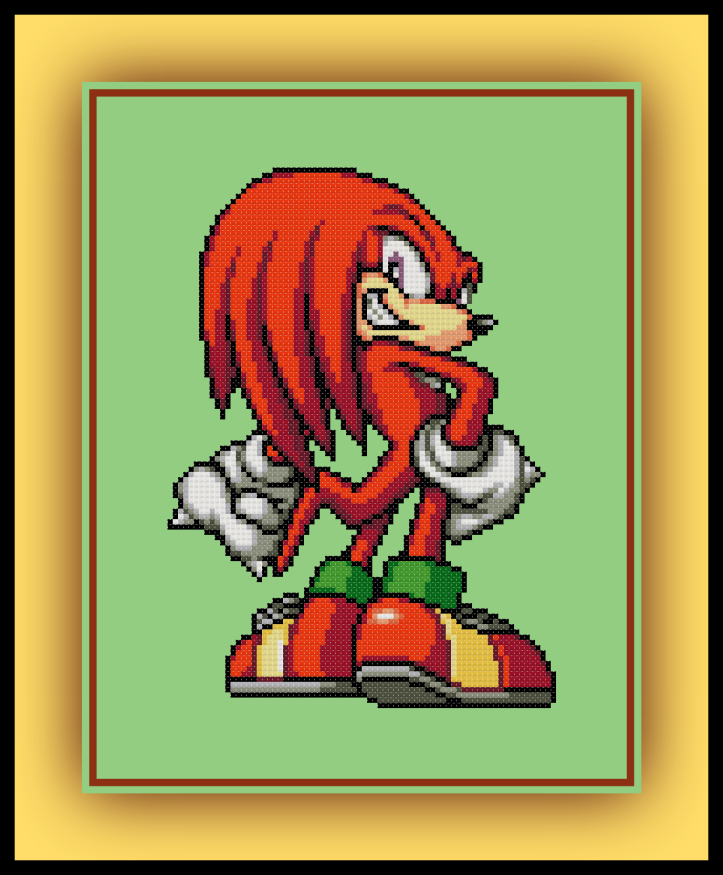 Knuckles Preview