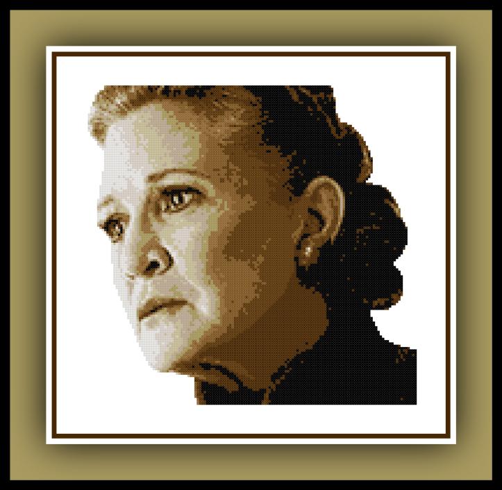 Leia Portrait Preview