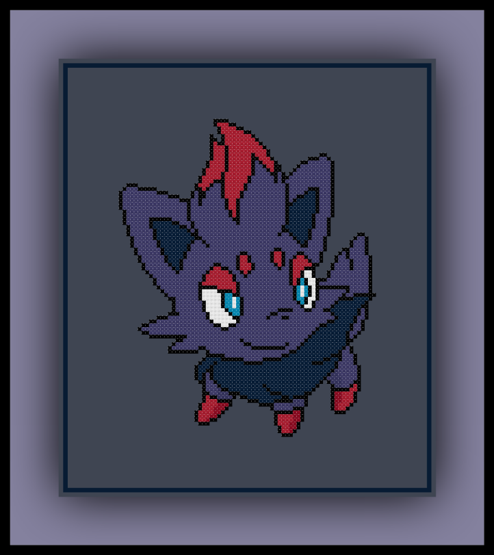 Zorua Preview