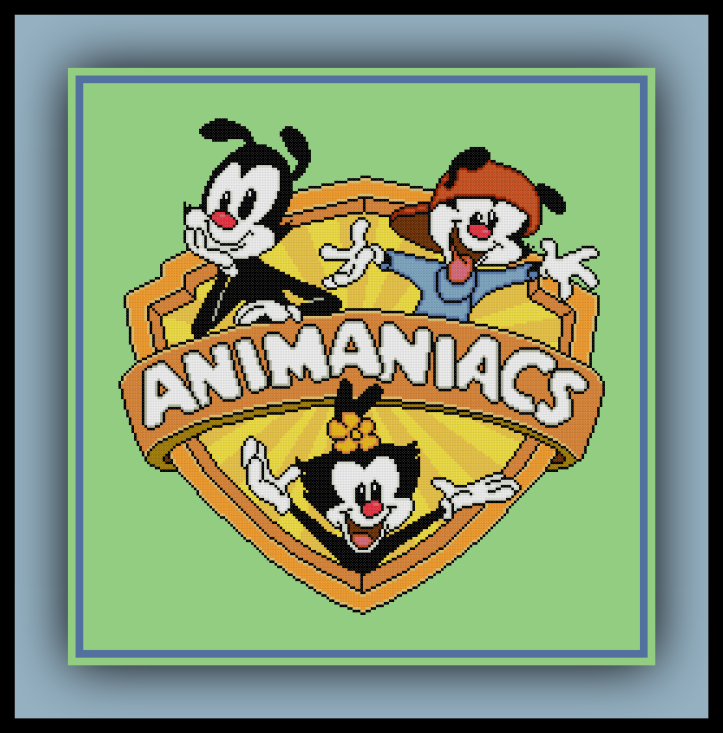 Animaniacs Preview