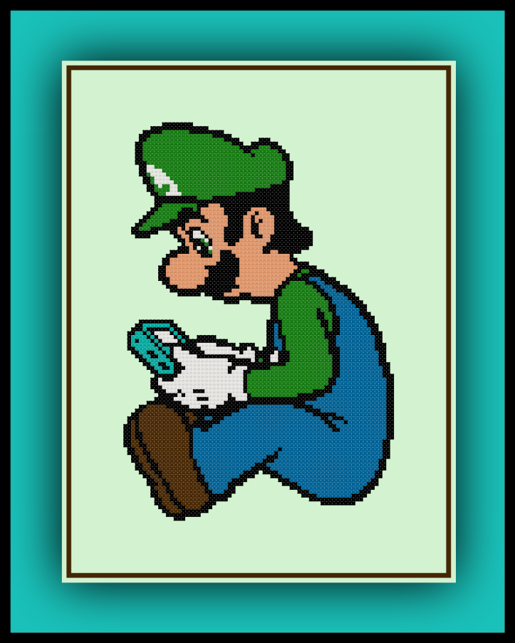 Luigi Game Boy Preview