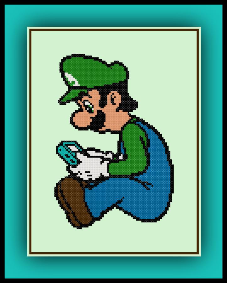 Luigi Game Boy Preview