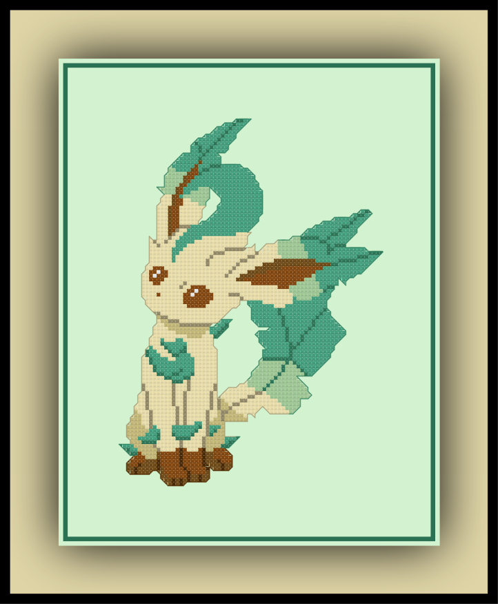 Leafeon Preview