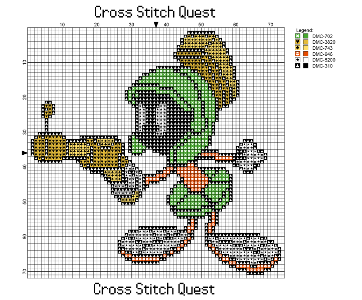 Marvin the Martian Pattern_Page_1