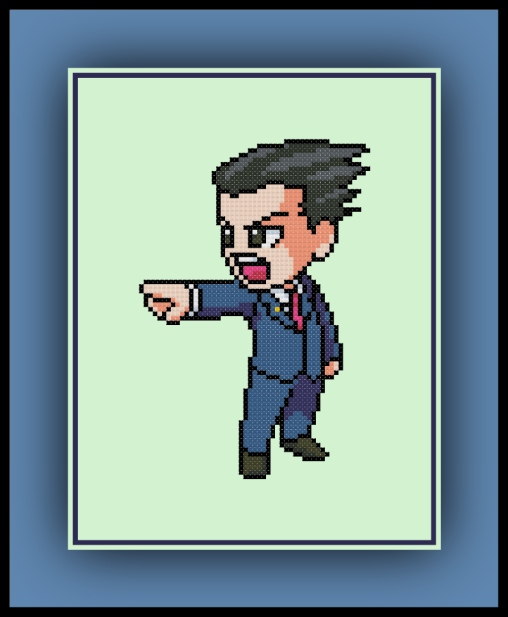 Phoenix Wright Preview