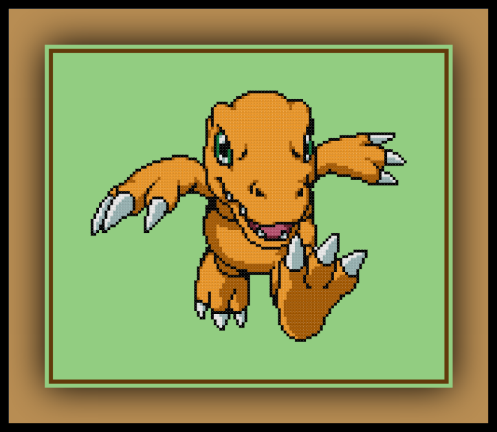 Agumon Preview