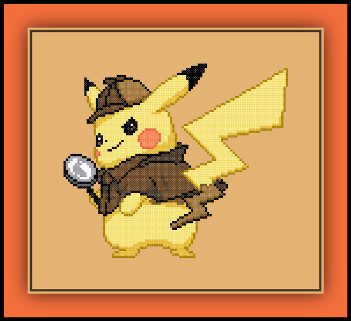 Detective Pikachu Preview