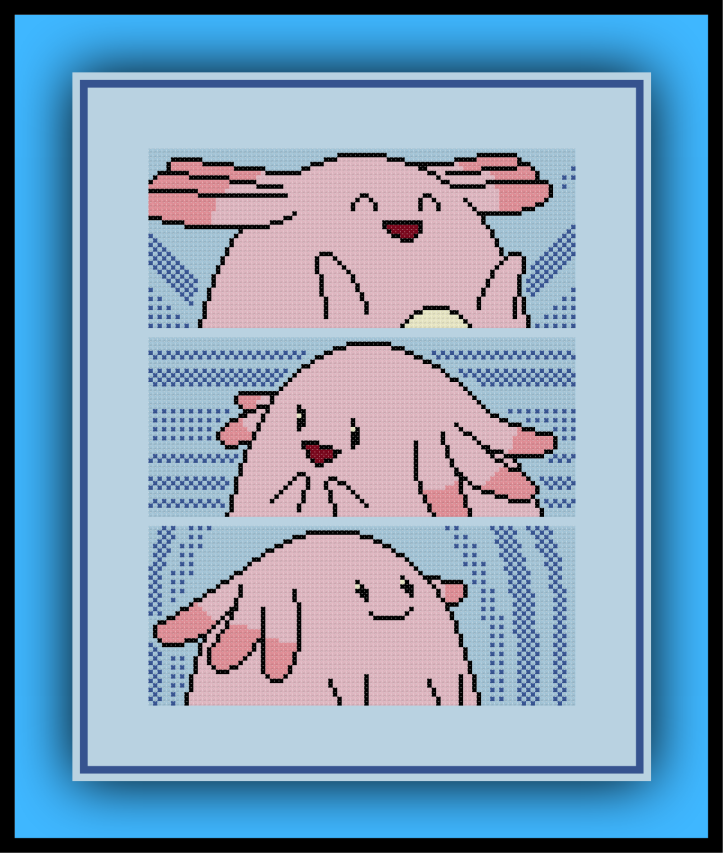 Chanseys Preview