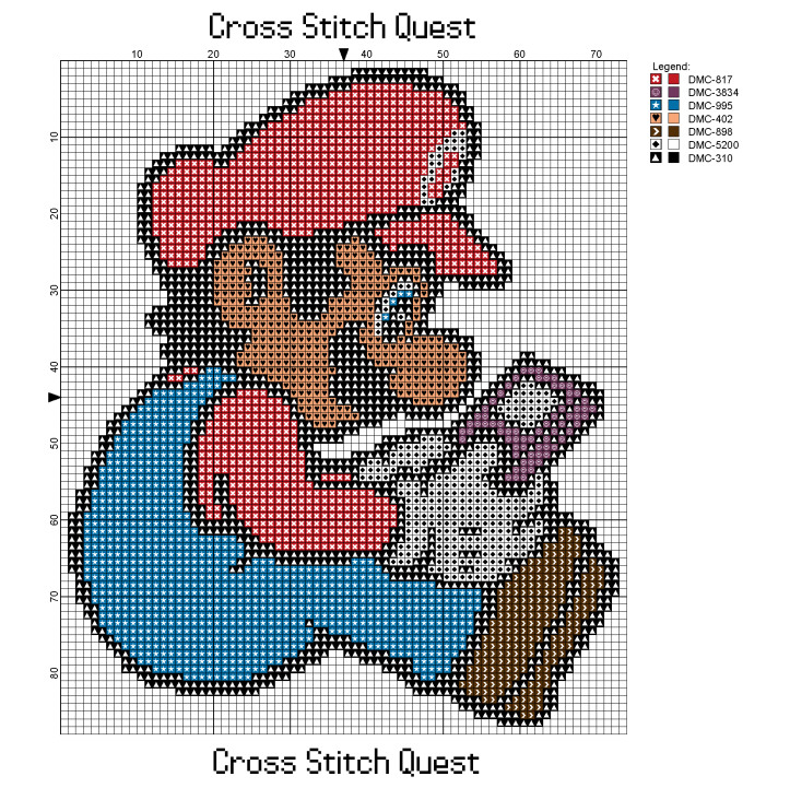 Mario Game Boy Pattern_Page_1