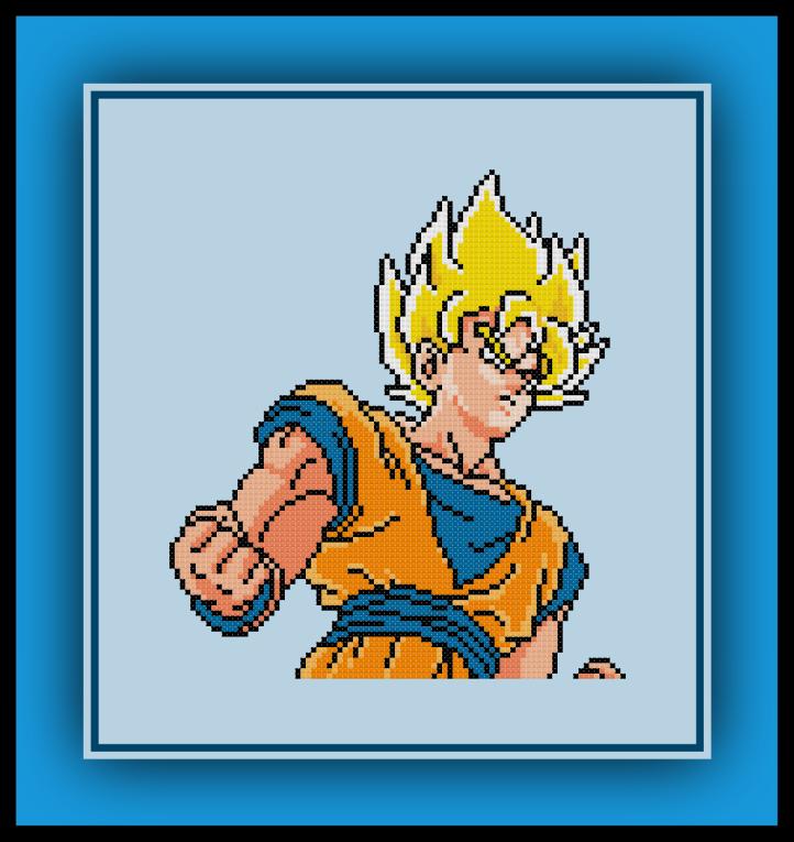 Super Goku Preview